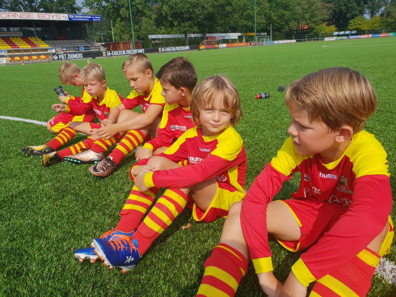 Go Ahead Eagles Soccer Camp en Keeperskamp in herfstvakanti