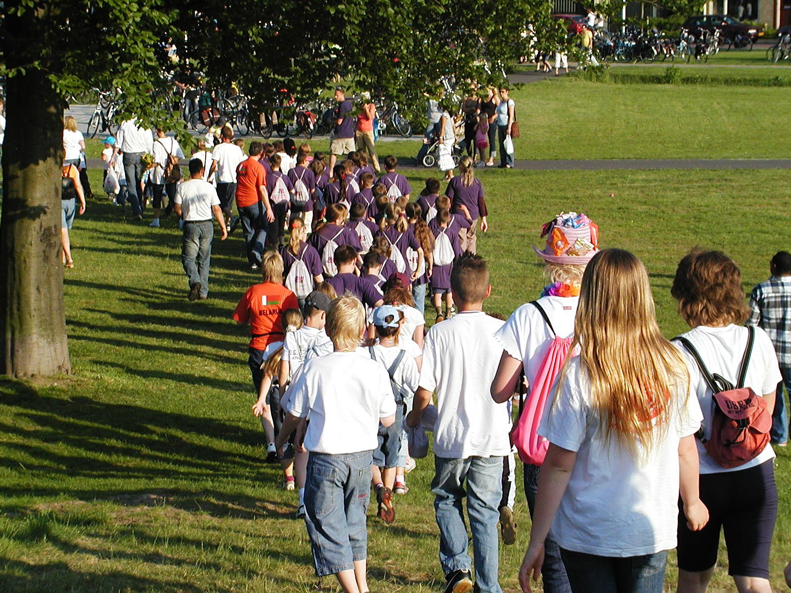 Wandelsportvereniging Shrewsbury stopt met organisatie avondvierdaagse