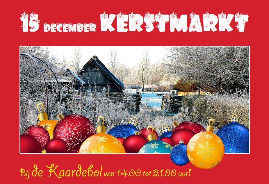 Duurzame Kerstmarkt Op De Kaardebol Zutphen24