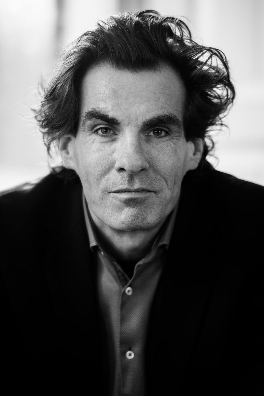 Odensehuis 'In Gesprek Met' schrijver Tobias Reijngoud