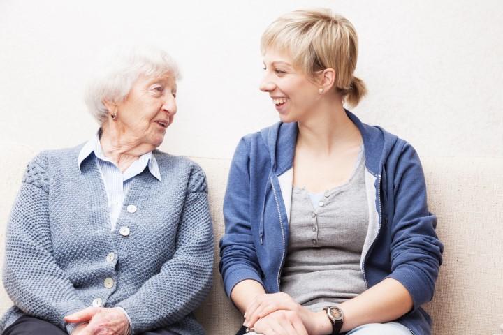 Kom in gesprek met andere mantelzorgers