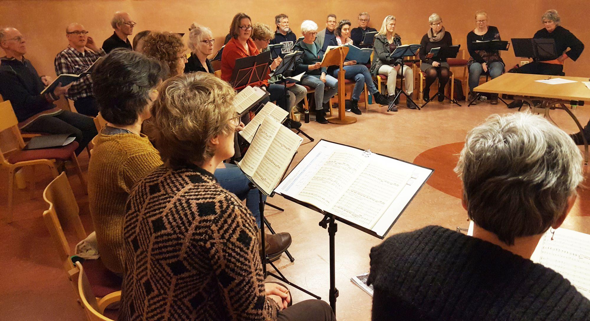 Concert Vocaal Ensemble Zutphen
