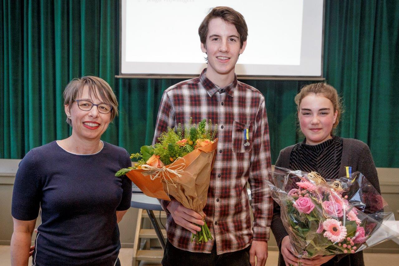 Brummense Bikkel 2019 voor Kim Biezeman en Pieter Bolt