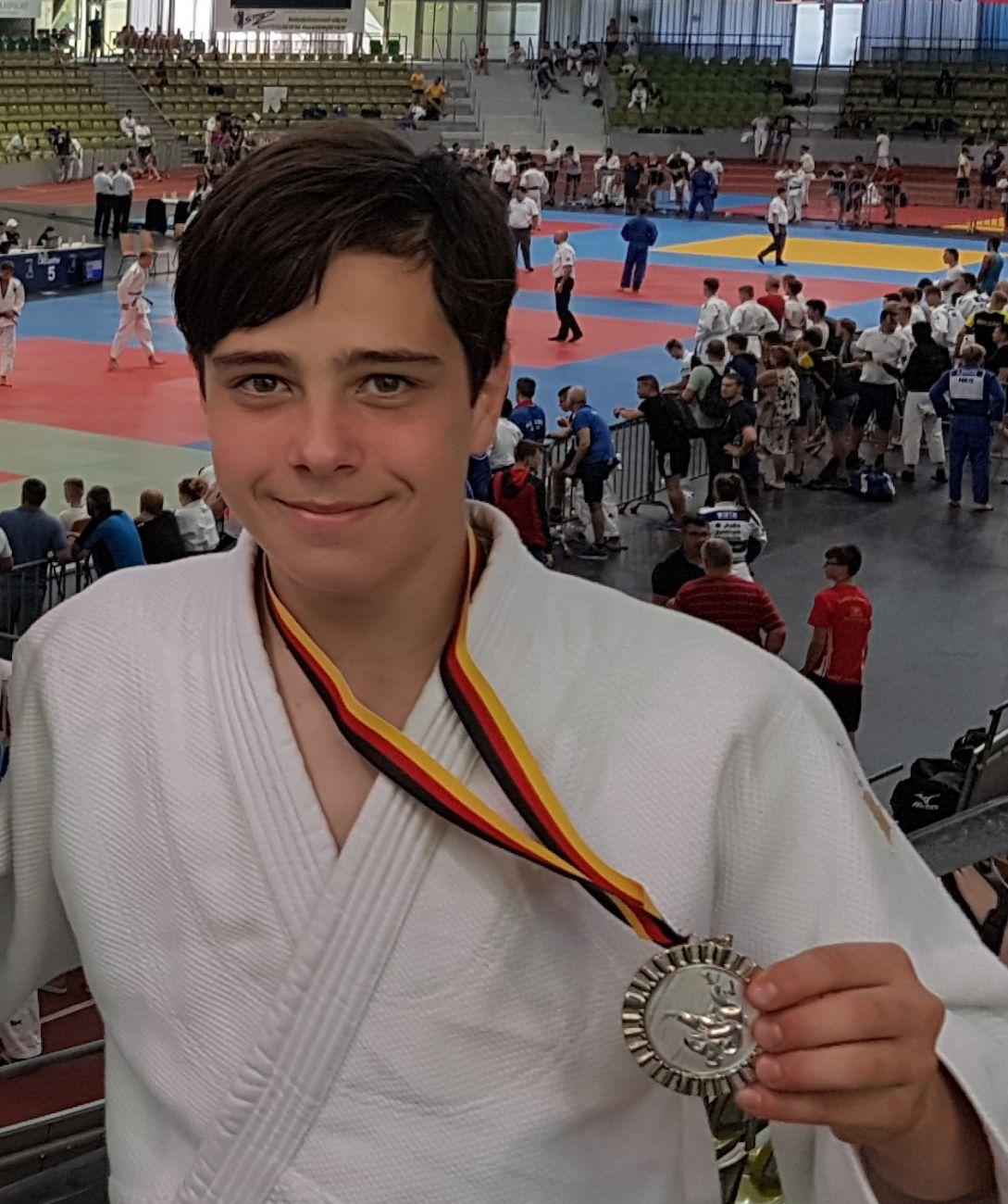 Judoka  Pot opnieuw in de prijzen