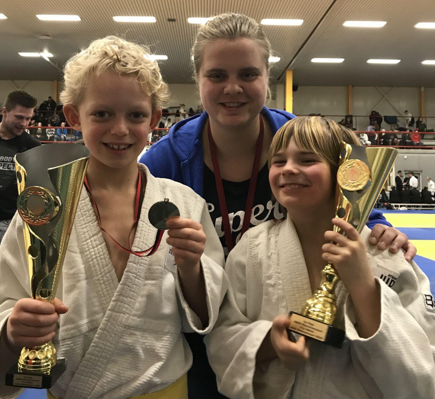 Judo Zutphen op dreef in Dedemsvaart