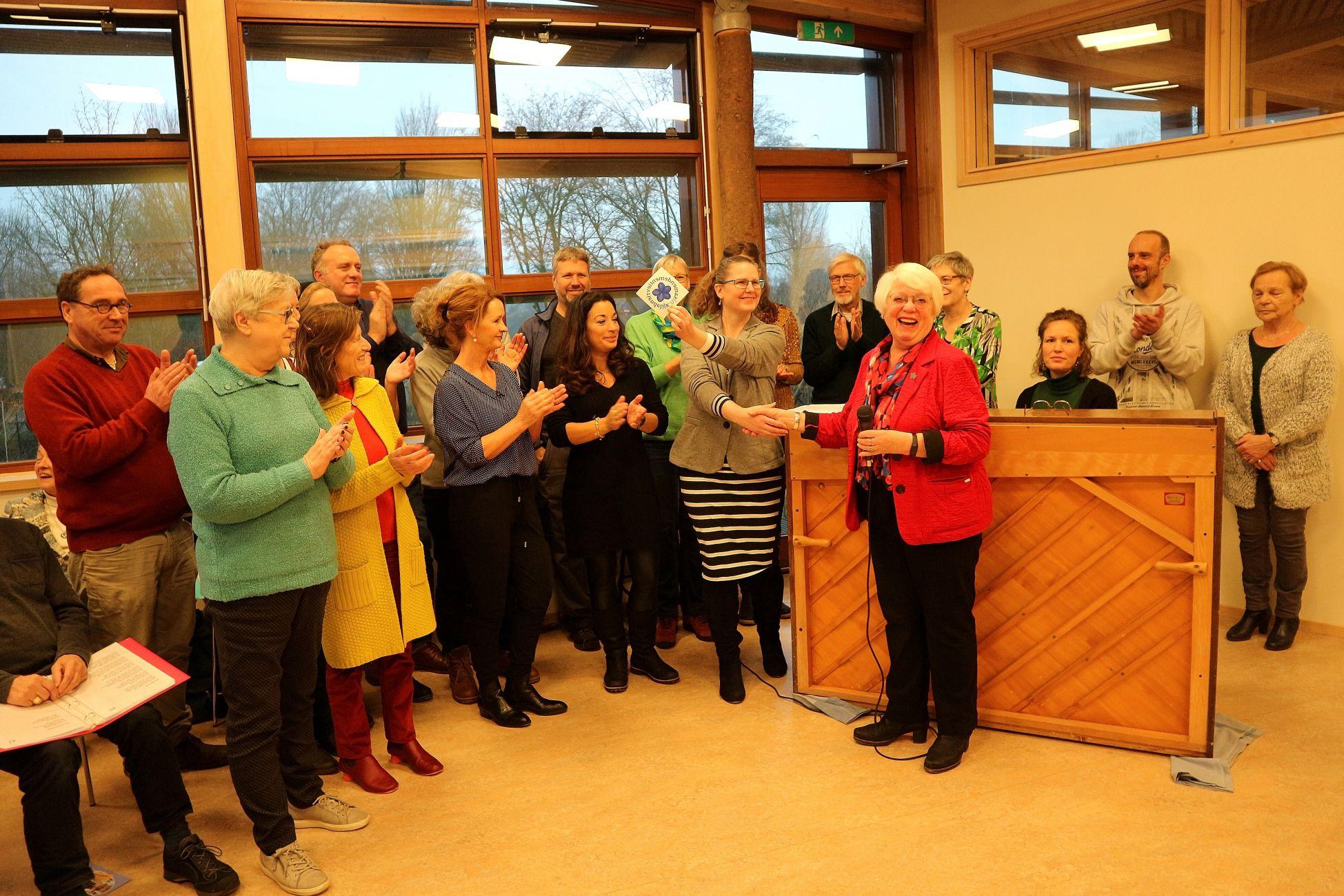 De Kaardebol Zutphen dementievriendelijk