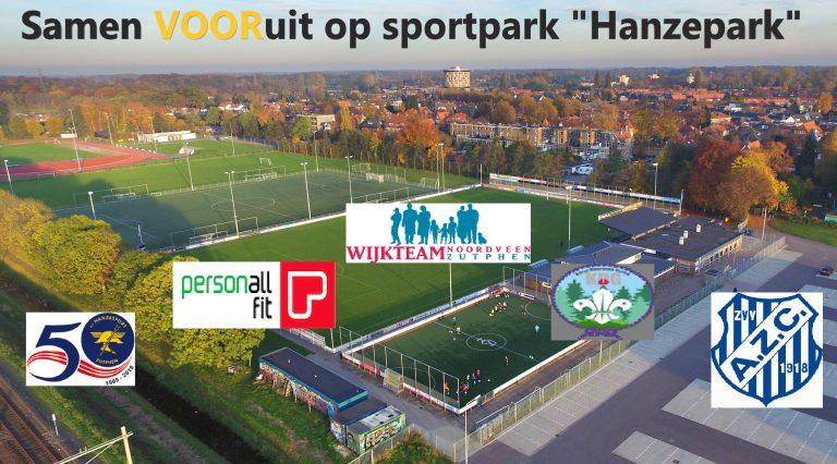 """STEM op Samen VOORuit op sportpark """"Hanzepark"""""""