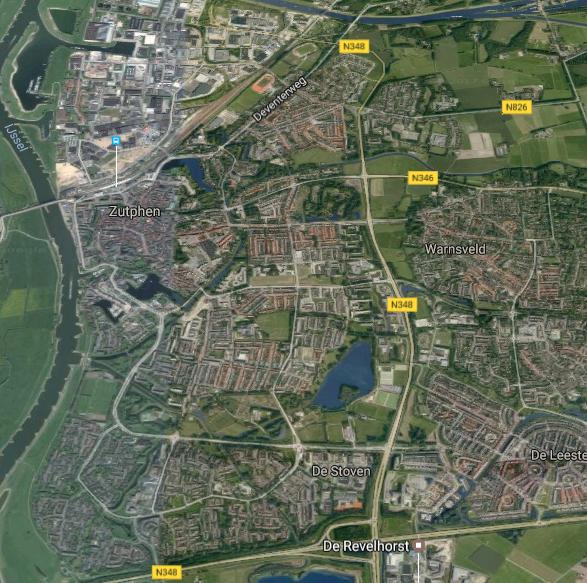 Explosief gevonden in Zutphen