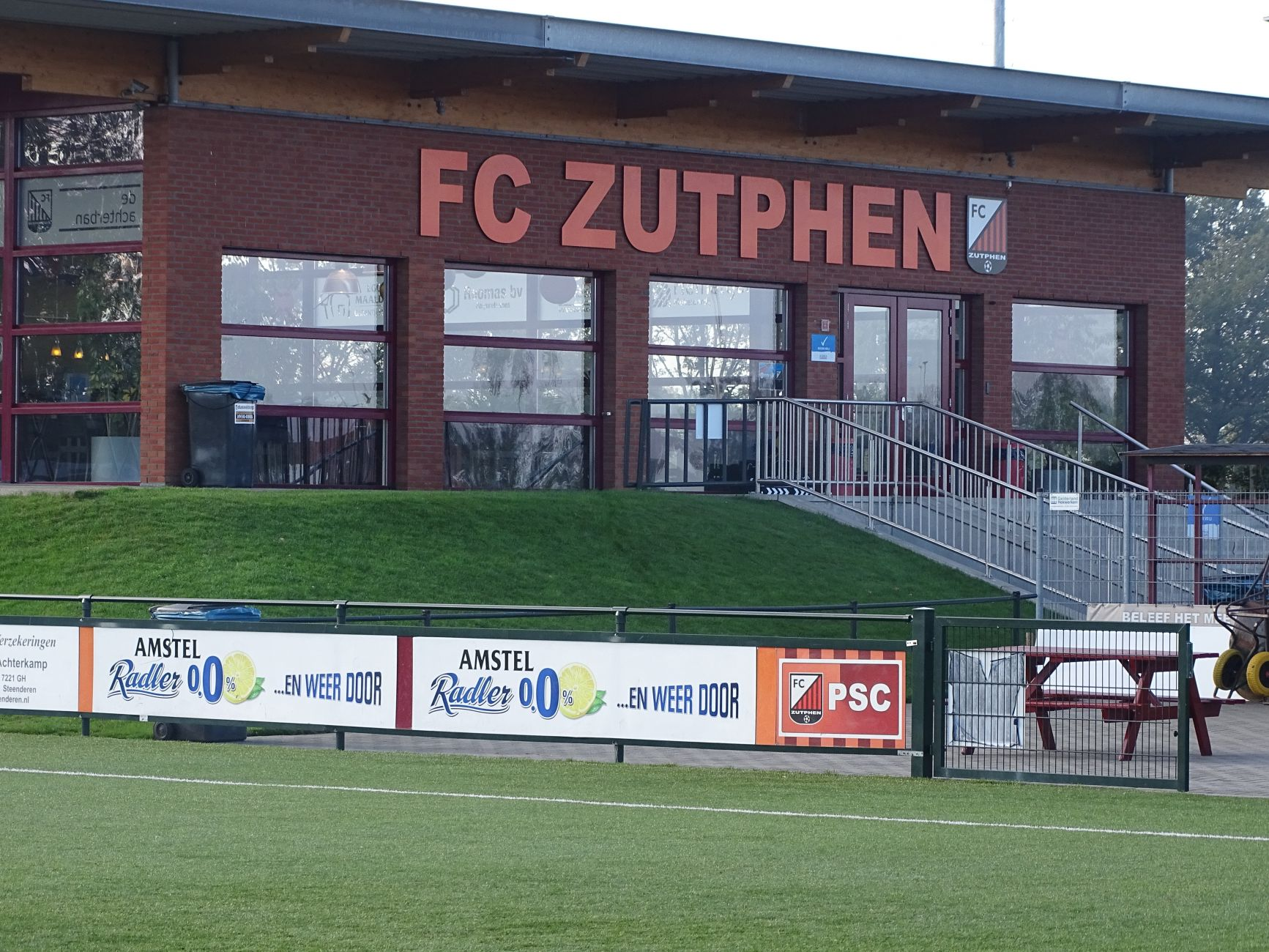 Ajax Clinic bij FC Zutphen