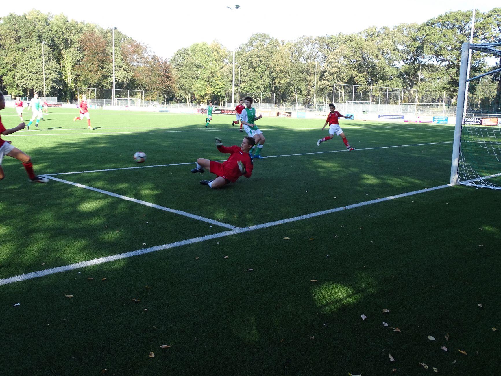 Sportvereniging in Beeld
