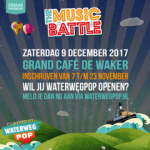 Bandjes gezocht voor The Music Battle