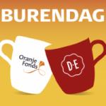 Veel koffie en opgestroopte mouwen op Burendag