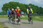Schiedamse fietser gewond na val