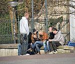 Zorgen om jongeren in de Zuidwijken