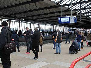 Stroomstoring legt treinverkeer Rotterdam plat