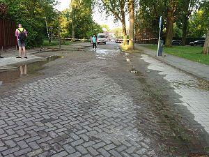 SP baalt ook van lekkages Zeemanstraat