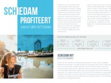 Schiedam populairder dan Vlaardingen voor Rotterdammers