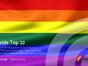 De Pride top 22: Stem mee!