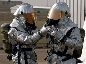 Asbest opruimactie in Oeverbos