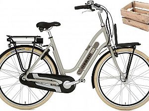 Wie heeft Shauna's fiets gezien?