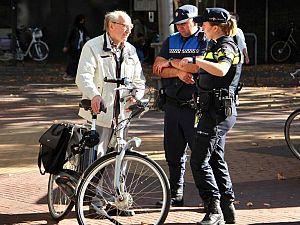 Politie en Van Kortenhof in actie tegen fietsdiefstal