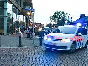 Geen ambulances, traumaheli naar Petuniastraat
