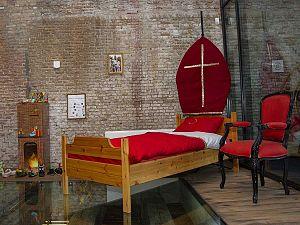 Ssst... Sinterklaas slaapt bij Museum Vlaardingen!
