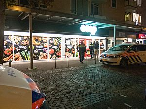 Overval Poolse supermarkt