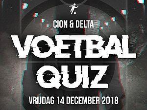 Voetbalquiz bij CION en Deltasport