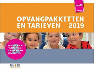 UN1EK maakt tarieven kinderopvang 2019 bekend