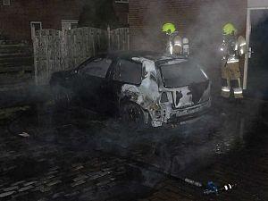 Ingezonden: 'Niet zomaar een autobrand'