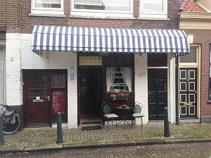 Hendriks Huyskamer gesloten!