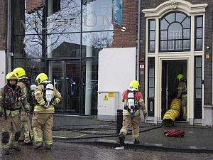 Museum gesloten na brand
