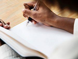 Mijmeren op papier, wat je pen vertelt!