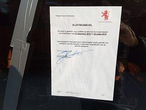 Rechter fluit burgemeester terug over besluit café
