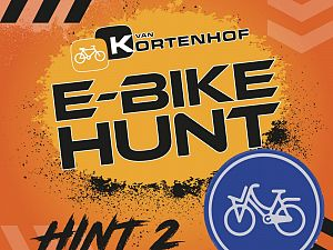 Van Kortenhof E-bike hunt: Hint nummer 2