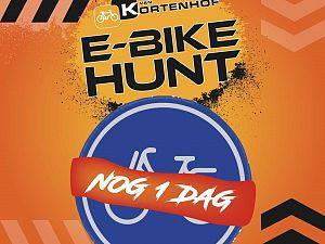 E-bike Hunt van Van Kortenhof