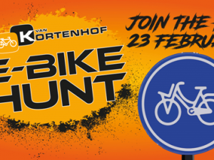 Van Kortenhof E-bike hunt: Hint nummer 1