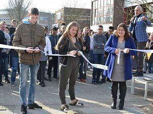 Nieuw gebouw voor Ericaschool geopend