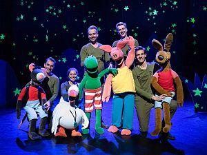 Vakantie-theatertip: Kikker en de vallende ster