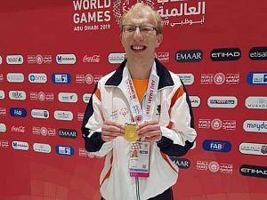 Goud voor Vlaardingse Judoka's bij Special Olympics!