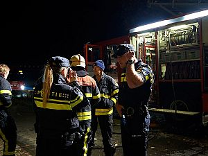 Politie onderzoekt autobranden Vlaardingen