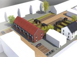 Nieuwbouwplan in de Willem Beukelszoonstraat