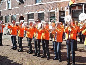 Blaasmuziek in Partycentrum Prikkewater