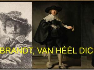 Rembrandt & Saskia: Liefde in de Gouden Eeuw
