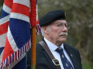 Omgekomen militairen herdacht bij Wellington Monument