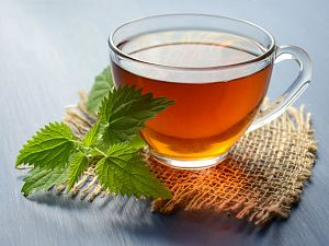 Time for me tijdens de mini high tea