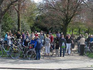 Lentefietstocht zondag 28 april