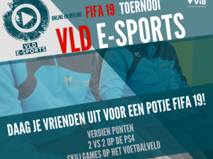 FIFA 19 toernooi bij Vlaardingse voetbalclubs