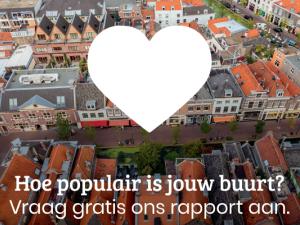 Hoe populair is jouw buurt?